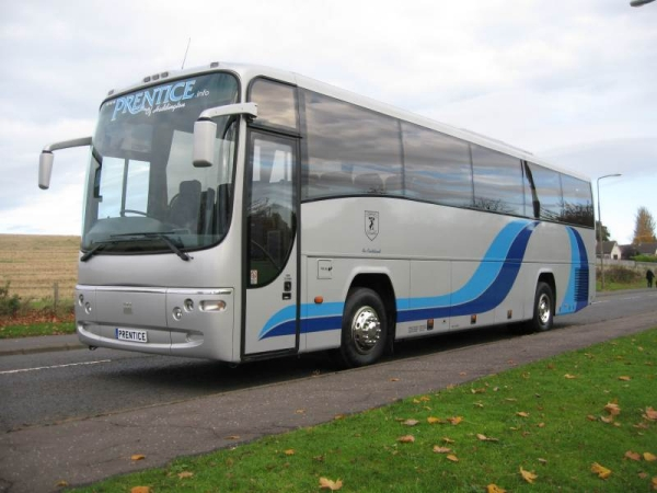 New 57 seat Coach- Click to Enlarge